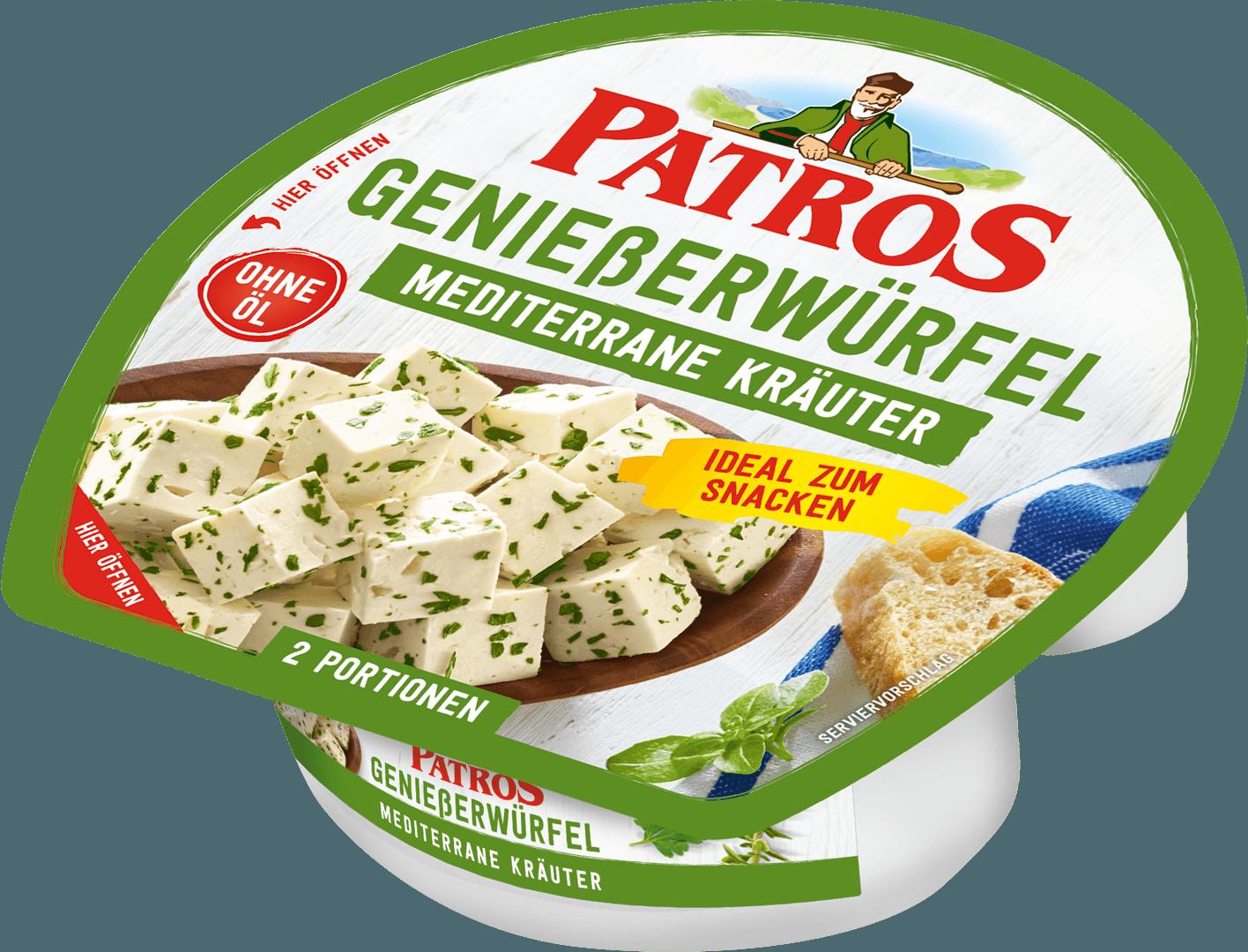 PATROS_Geniesserwuerfel_Kraeuter