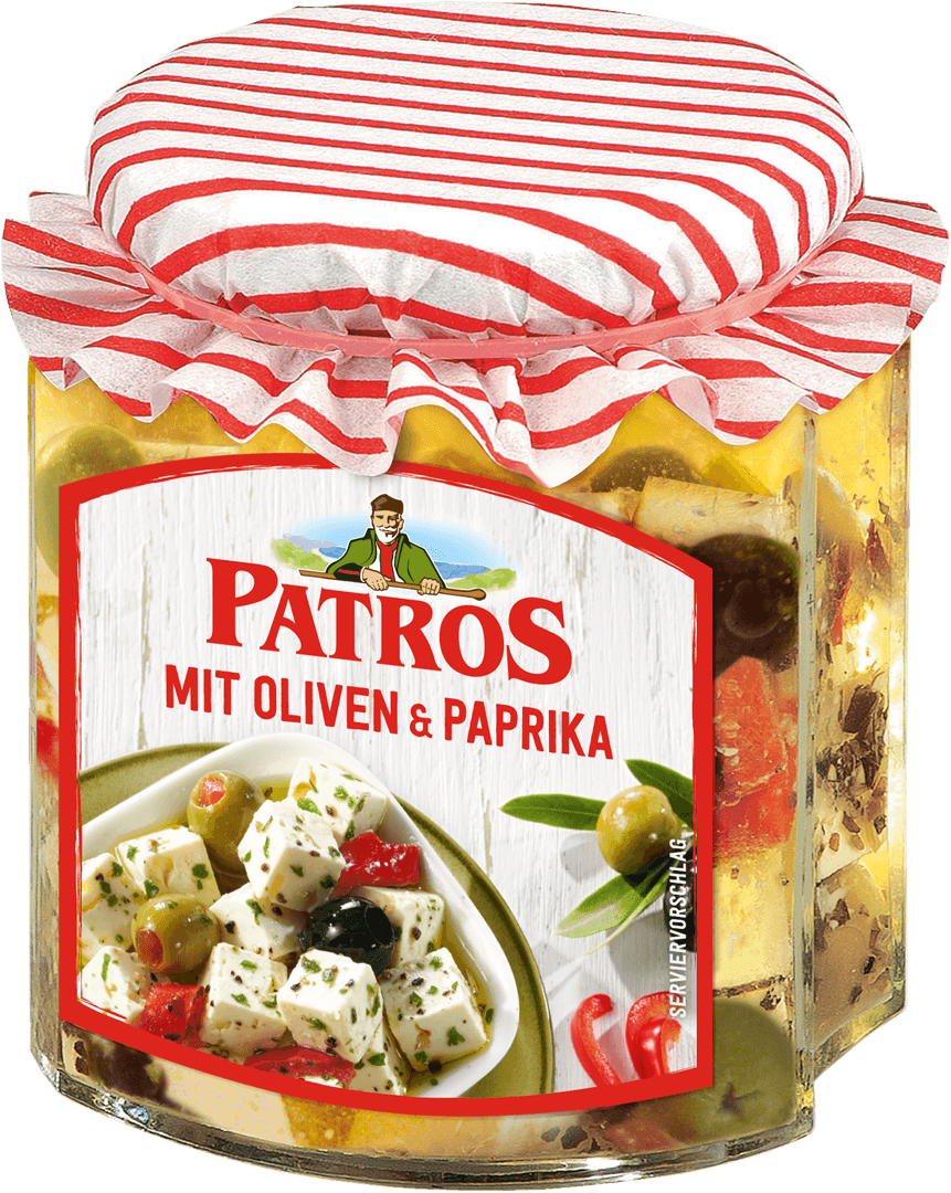 PATROS_Wuerfel_MitOliven_Paprika